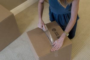 Avoid cardboard boxes for storage