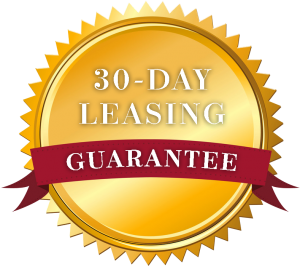 30-Day Leasing Guarantee