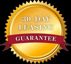 30-Day Leasing Guarantee