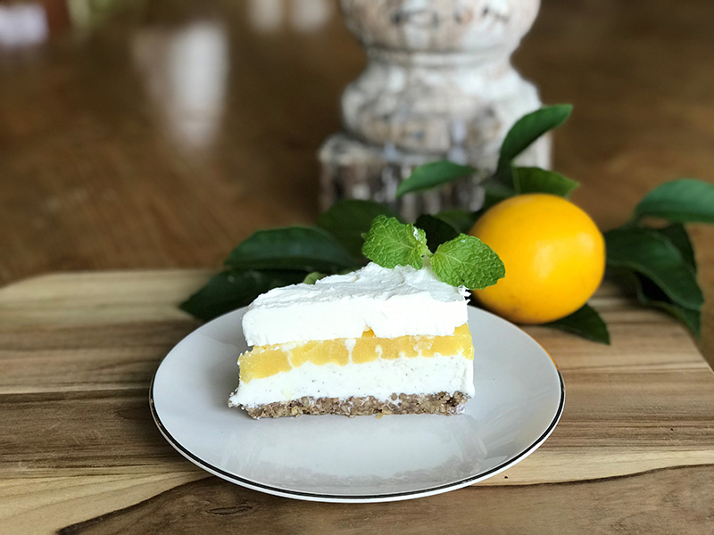 Make Lemon Icebox Pie at Home